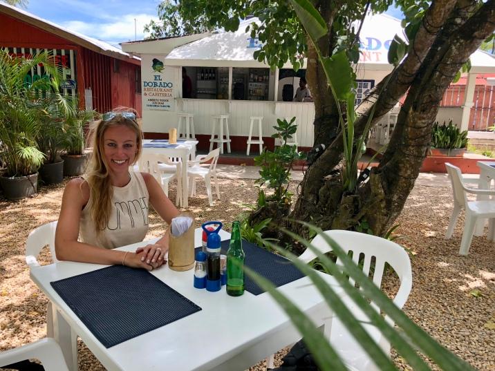El Dorado Restaurant, Bayahibe, Dominican Republic.